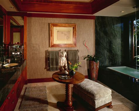 master bedroom tropical hawaii by saint dizier design master bath tropical bathroom hawaii by saint