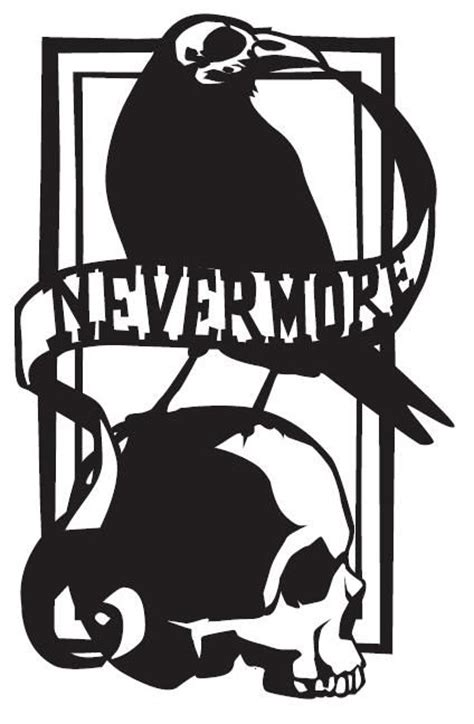 nevermore tattoo nevermore poe draw on me