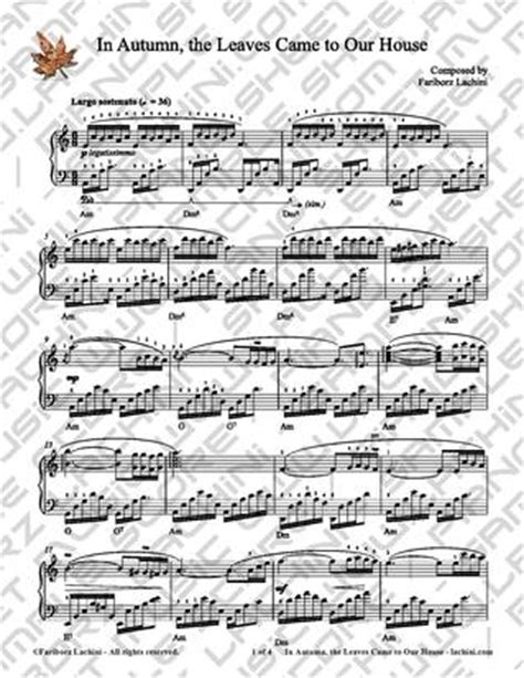 our house piano sheet music 301 moved permanently