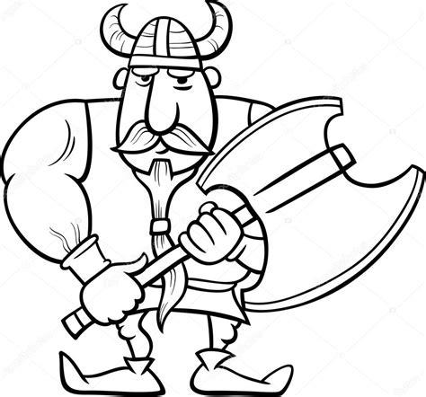 viking cartoon coloring page vikings pinterest the o p 225 gina para colorear de dibujos animados de vikingos
