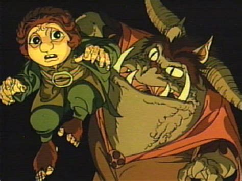 goblin children s film the lord of the rings animated trilogy thomas pluck