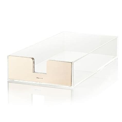 kate spade acrylic desk tray i zhush