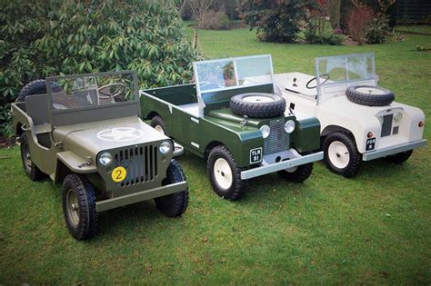 land rover kid the toylander is the teeny tiny land rover for
