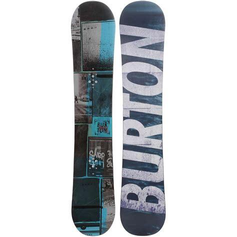Burton 3d burton process 3d snowboard 159 s moosejaw