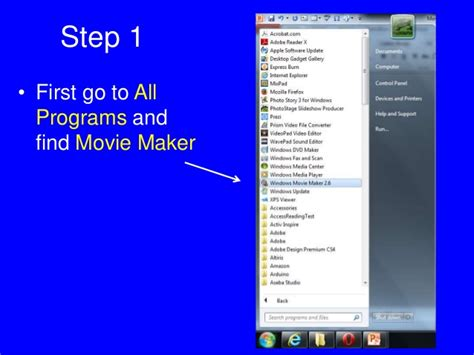 windows movie maker 2 6 tutorial for beginners movie maker for beginners