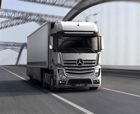 Mercedes Commercial Trucks by Mercedes Actros Trucks Mercedes Commercial