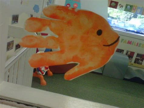 new year diy goldfish create a goldfish with a print created by