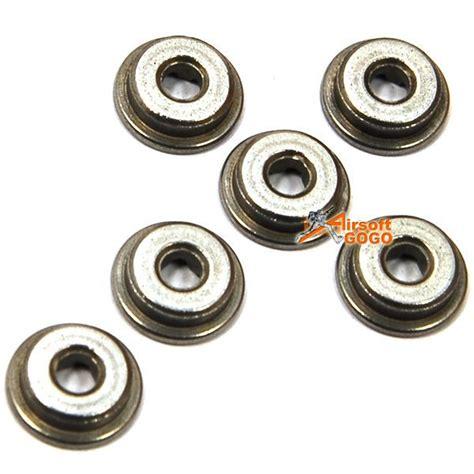 Shs Bushing 8mm Hrc Steel For Aeg Gearbox Zt0035 shs 8mm cross slot stainless steel retaining bushing