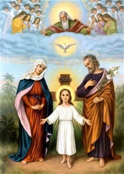 imagenes de la sagrada familia jesus maria y jose miles christi fiesta de la sagrada familia jes 218 s mar 205 a