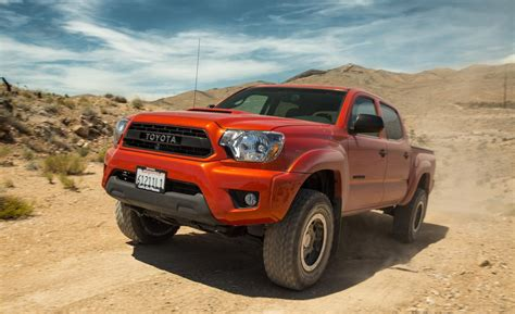 2015 Toyota Trd Pro Car And Driver