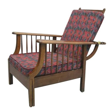 and crafts arts and crafts armchair in the style of william morris at