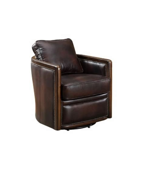 Swivel Tub Chairs Accent Chair Small Leather Swivel Accent Tub Chair Club Furniture