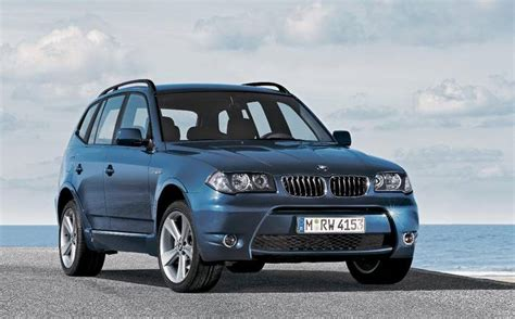 2004 bmw x3 review bmw x3 e83 review 2004 2010