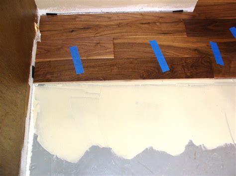 Installing Hardwood Flooring Over Concrete   how tos   DIY
