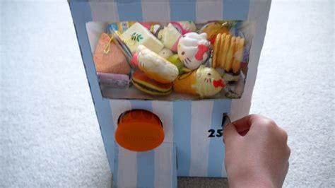 a squishy vending machine squishy vending machine