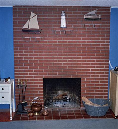 Are Brick Fireplaces Outdated by Brick Fireplace Makeover Home Design Inside
