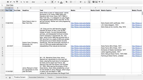 timeline spreadsheet template using spreadsheets with timelines bitstreams the