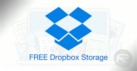 dropbox storage how to add free dropbox storage space to your account