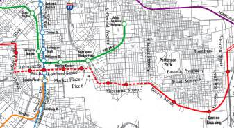 Charlotte Light Rail Schedule Baltimore Gears Up For Fight On Red Line Transit Plan