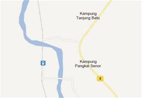 Ktm Intercity Map Manek Urai Railway Station Mrt My