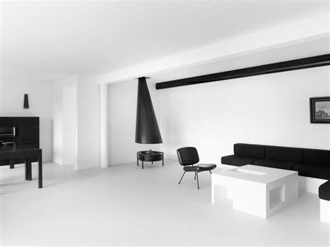 minimal interiors interiores minimalistas 85 habitaciones en blanco y negro