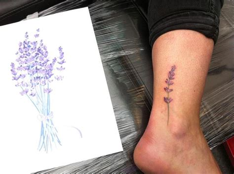 lavender flower tattoo design yahoo search results
