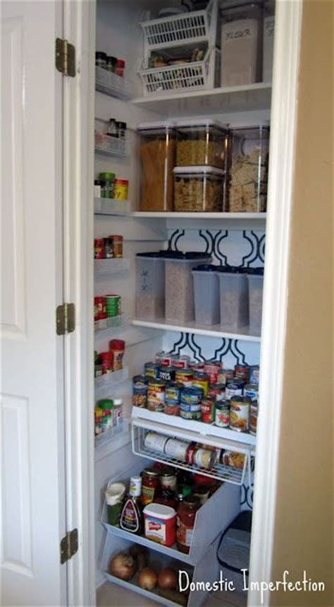 best 25 small pantry closet 25 best ideas about small pantry closet on