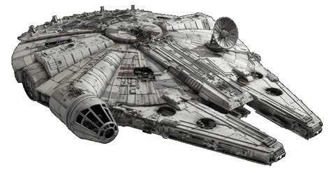 T S Faucet Full Scale Millennium Falcon Manolith
