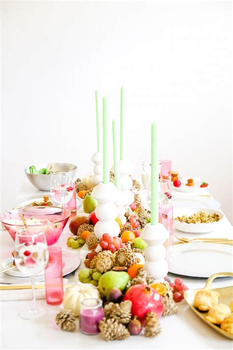 thanksgiving table decorations modern 12 beautiful modern thanksgiving decorations the