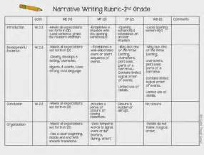 Rubric For Research Paper 2nd Grade by Common Writing Rubrics Surfin Through Second