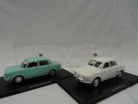 Miniature Ls Vintage by Leo Models Auto Vintage Scale 1 24 Lot With 2 Models