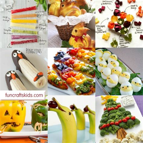 food crafts ideas 12 foods for mostly healthy crafts