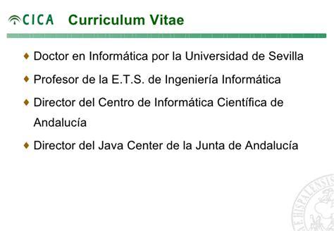 Modelo Curriculum Vitae Europeo Junta Andalucia Impulso Al Software Libre Desde La Junta De Andalucia