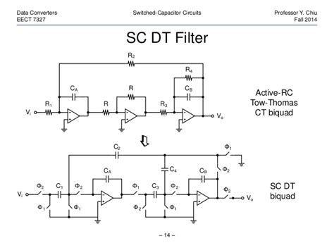 switched capacitor sigma delta adc switched capacitor