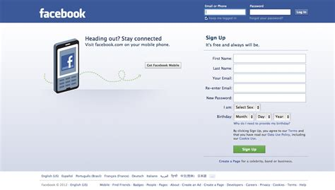 home design facebook good interface design and bad interface design an exle
