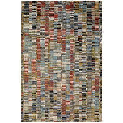 mohawk home rainbow multi 6 ft x 9 ft area rug 512712 mohawk iola multi 9 ft 6 in x 12 ft 11 in area rug