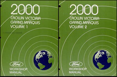 download car manuals pdf free 1995 ford crown victoria head up display download 1995 ford crown victoria repair manual