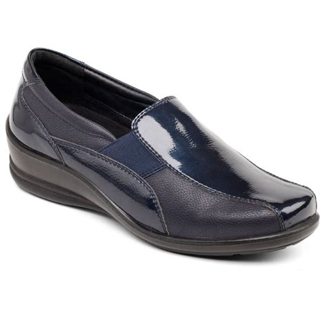 padders womens casual slip on shoes from