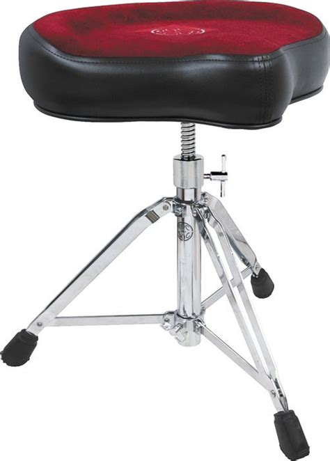 comfortable drum throne roc n soc manual spindle drum throne original seat red