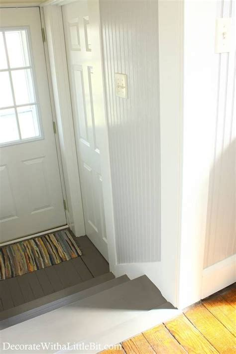 Baseboard For Wainscoting by Corner Trim And Baseboard For Beadboard Gorgeous