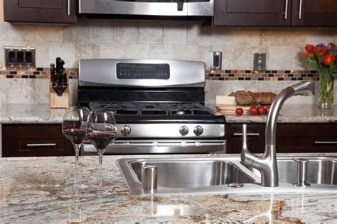 how to clean your granite countertops to keep them shiny