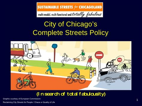 Of Chicago Search City Of Chicago S Complete Streets Policy In Search Of Total Fabulou