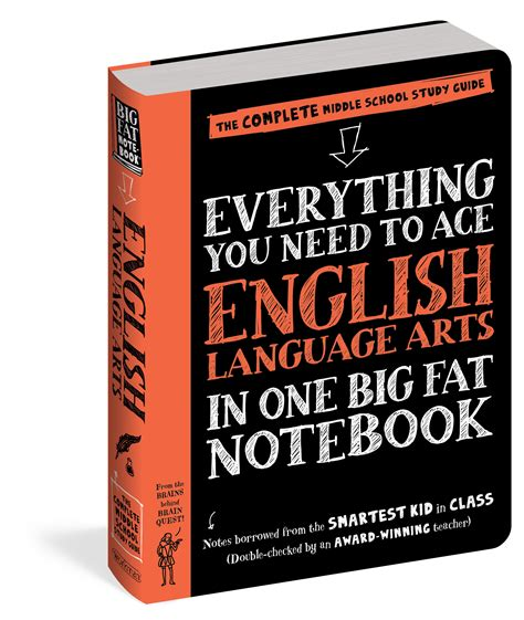The Everything You Need To everything you need to ace language arts in one