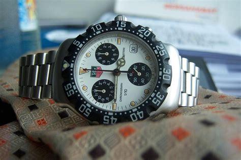 Jam Tangan Tag Heuer Quartz jam tangan for sale tag heuer formula 1 vintage quartz sold