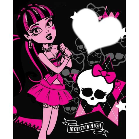 imagenes vectores monster high monster high montages photo p 1 12 pixiz