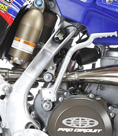 Cover Shock X Ride By Habemotor motocross magazine inside jody s personal yz250 two
