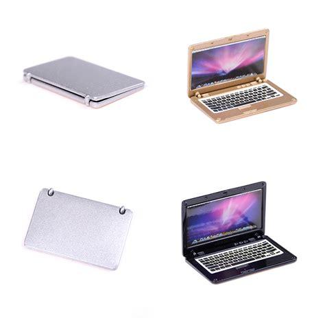 aliexpress laptops hot 2017 new doll house bjd scene mini laptop computer
