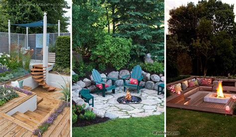 design your backyard 23 impressive sunken design ideas for your garden and yard