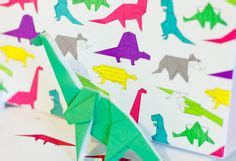 Dinosaur Origami Set - 1000 images about dino project inspiration on