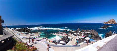 porto moniz madeira portugal conhe 231 a o mais belo pa 237 s da europa piscinas